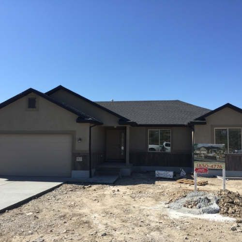 Custom Home in Tooele, Utah