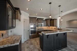 new home construction tooele utah kitchen