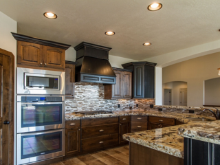 custom home builder Utah