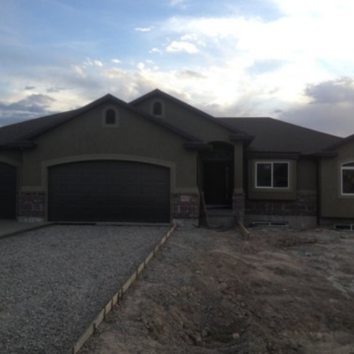 new home builder construction