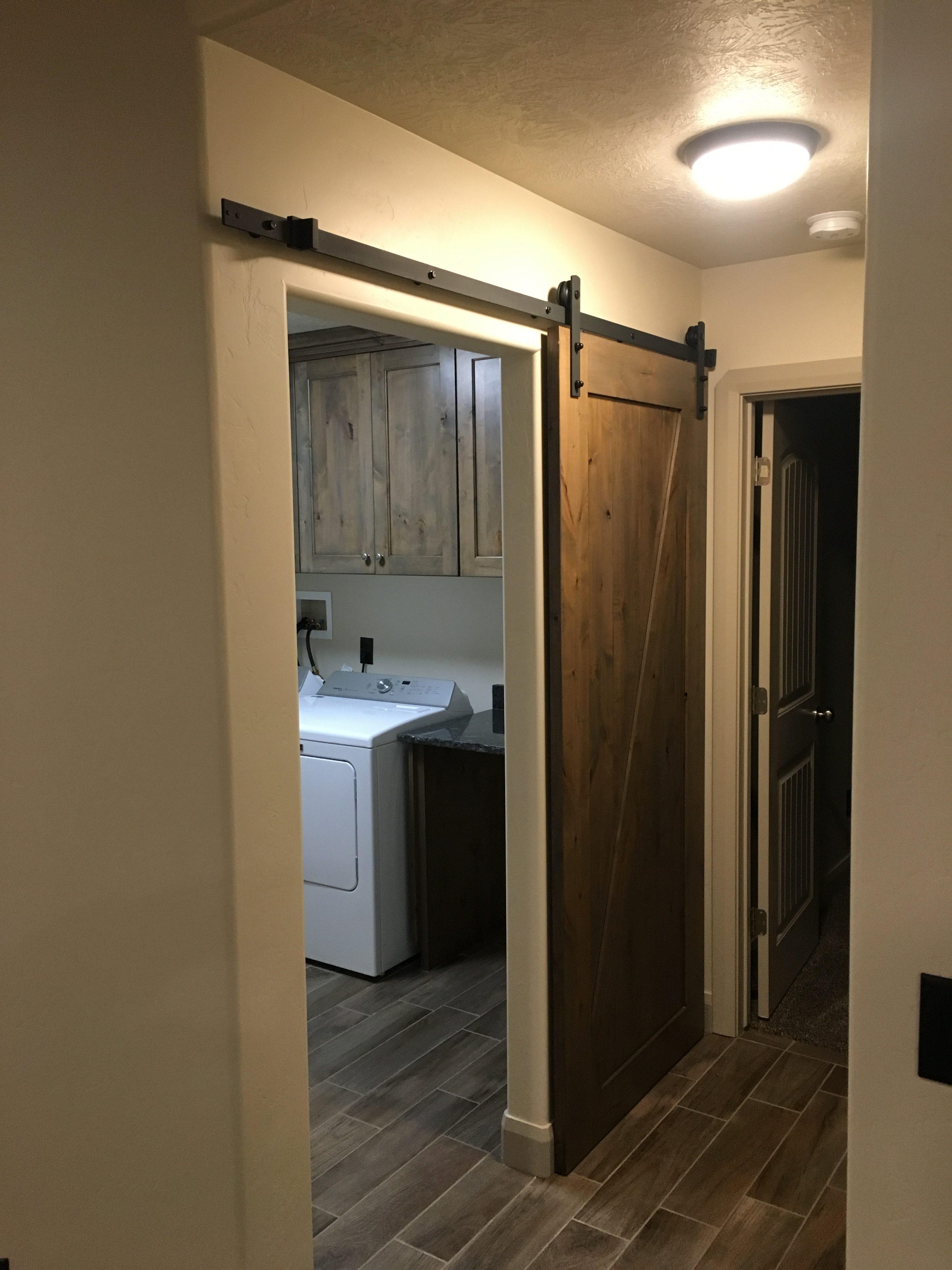 barn door style