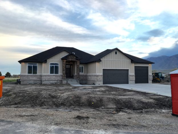Grantsville, Utah New Home Community — Lookout Ridge