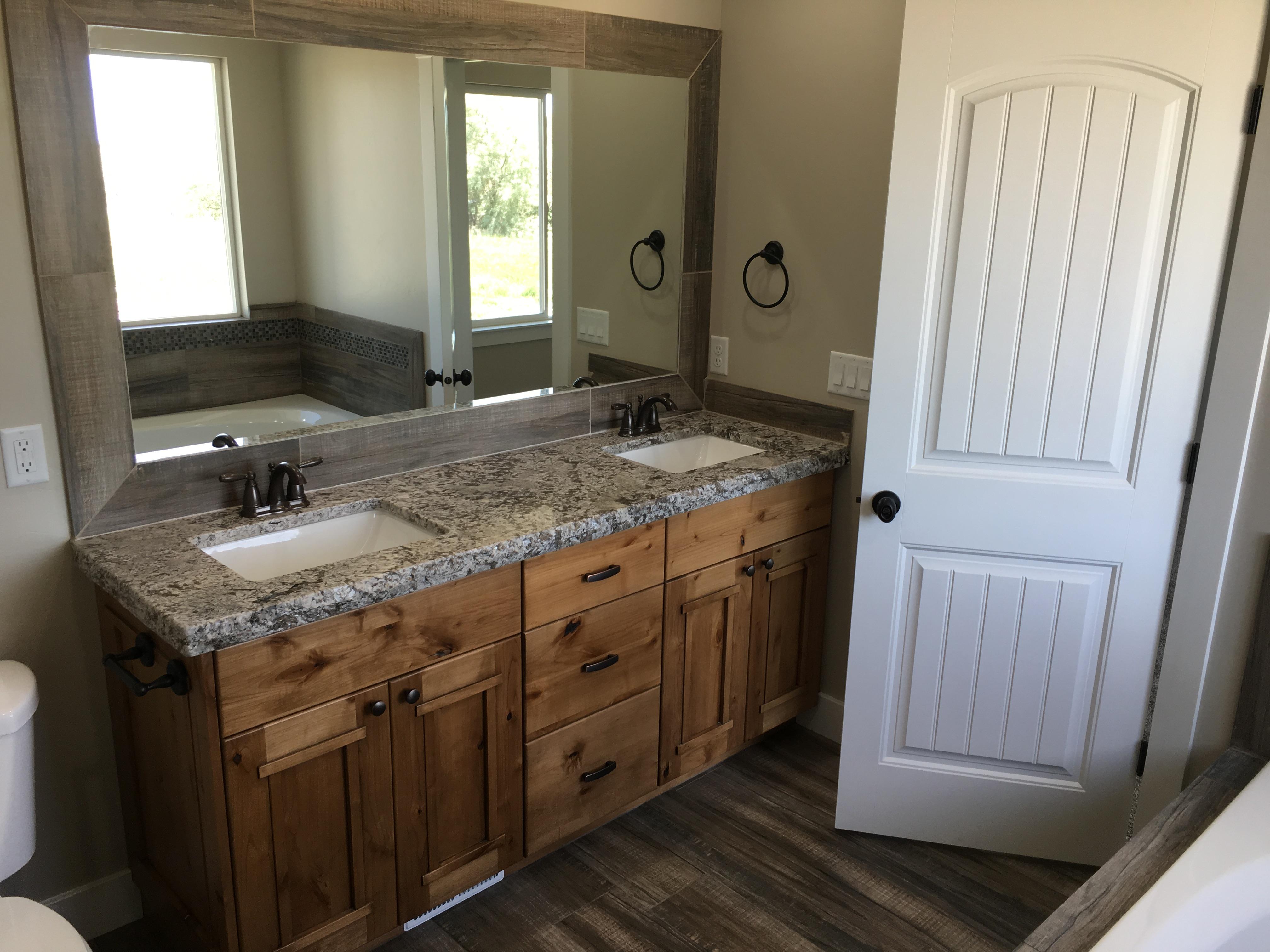 Bathroom New Home
