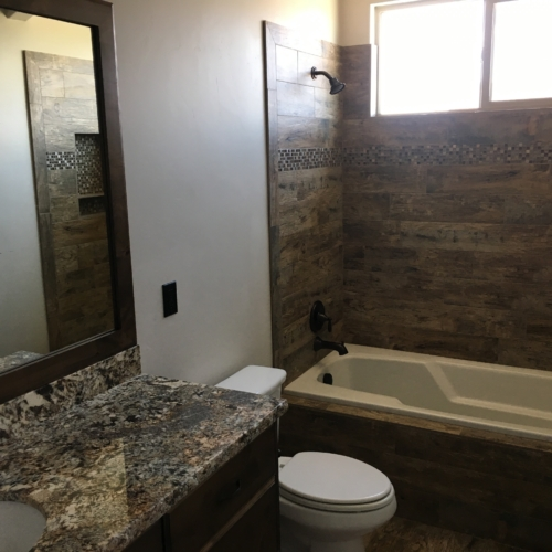 Tile Bathroom