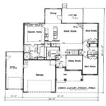 Dunlavy floor plan