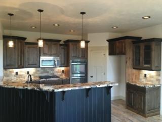 new home builder kitchen
