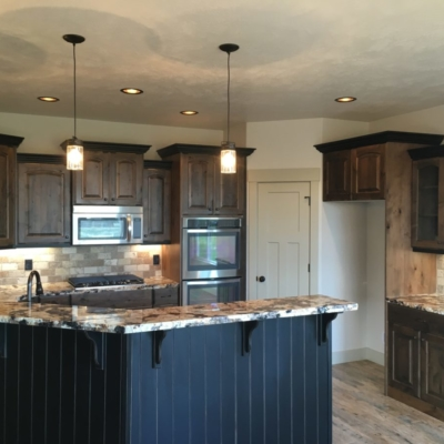 new home builder kitchen