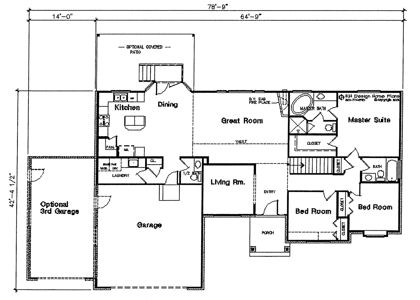 Mather floor plan