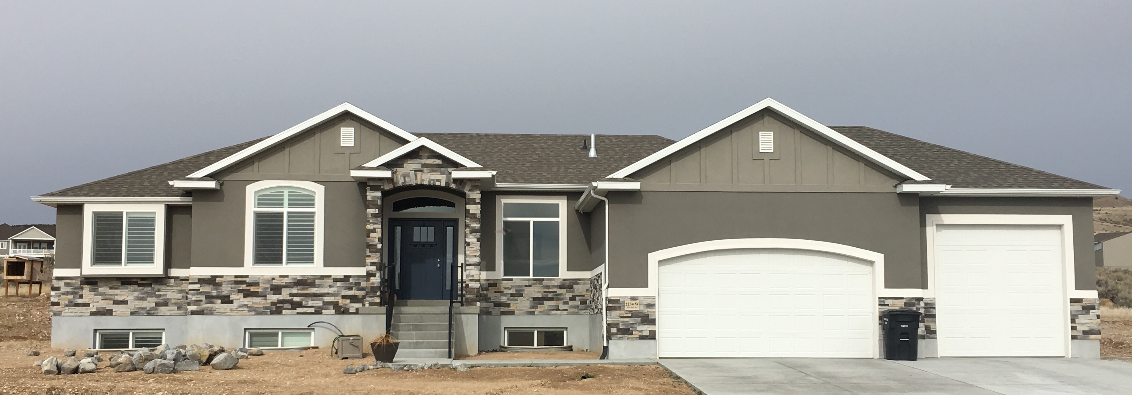 Mather New Home Floor Plan   Tooele, Utah   Randy Young Construction