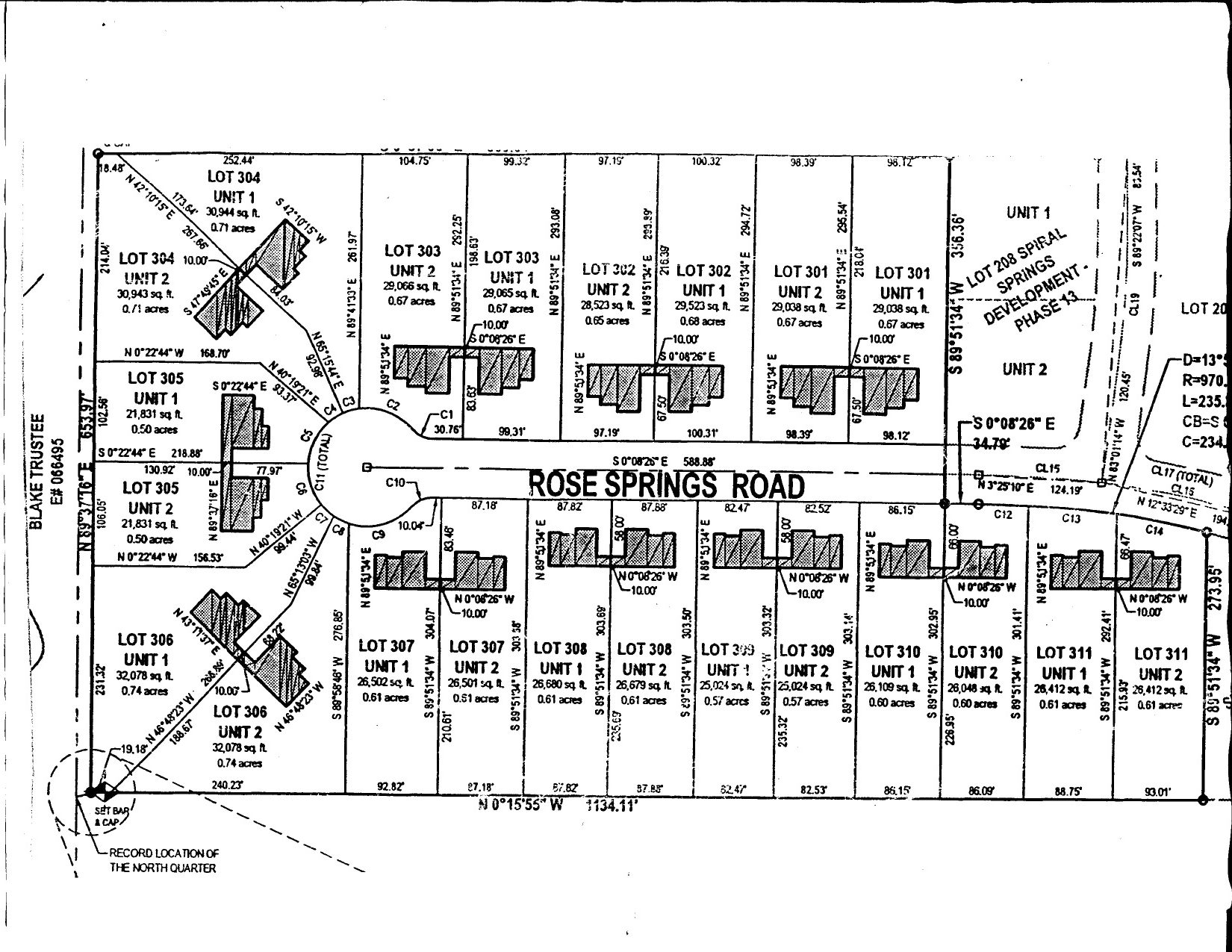 Erda, Utah New Home Community — Spiral Springs 1 Acre Lot